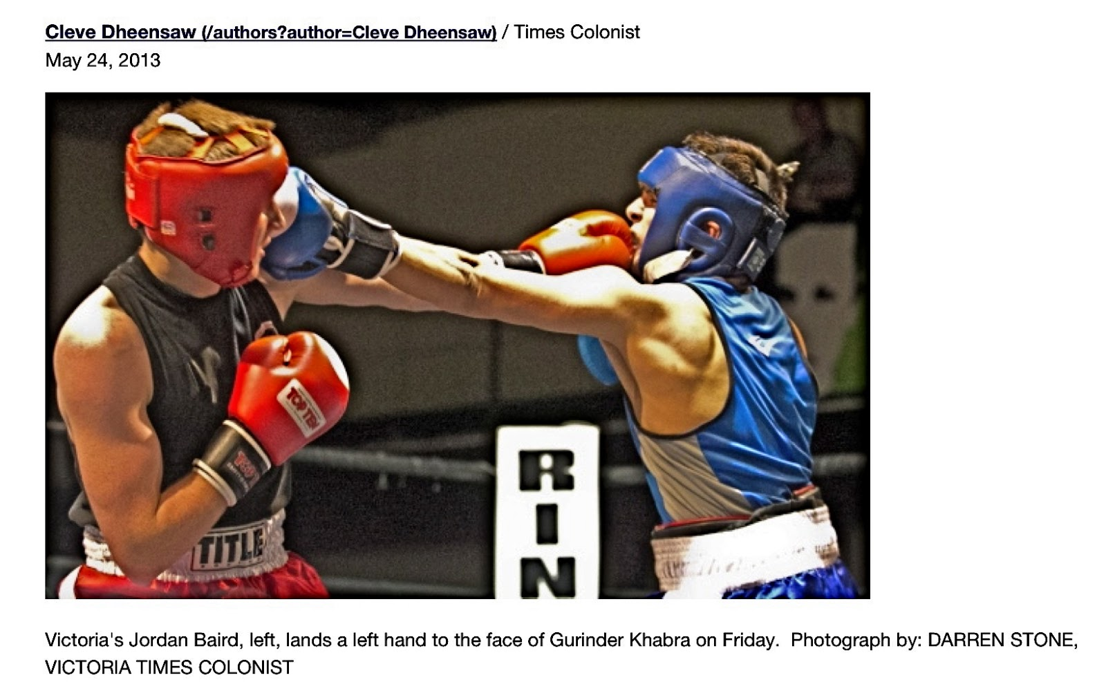 Canadian Amateur Boxing 47