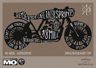 Cafe Racer Sprint 2013