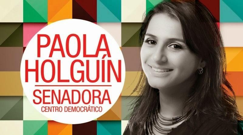 Paola Holguin