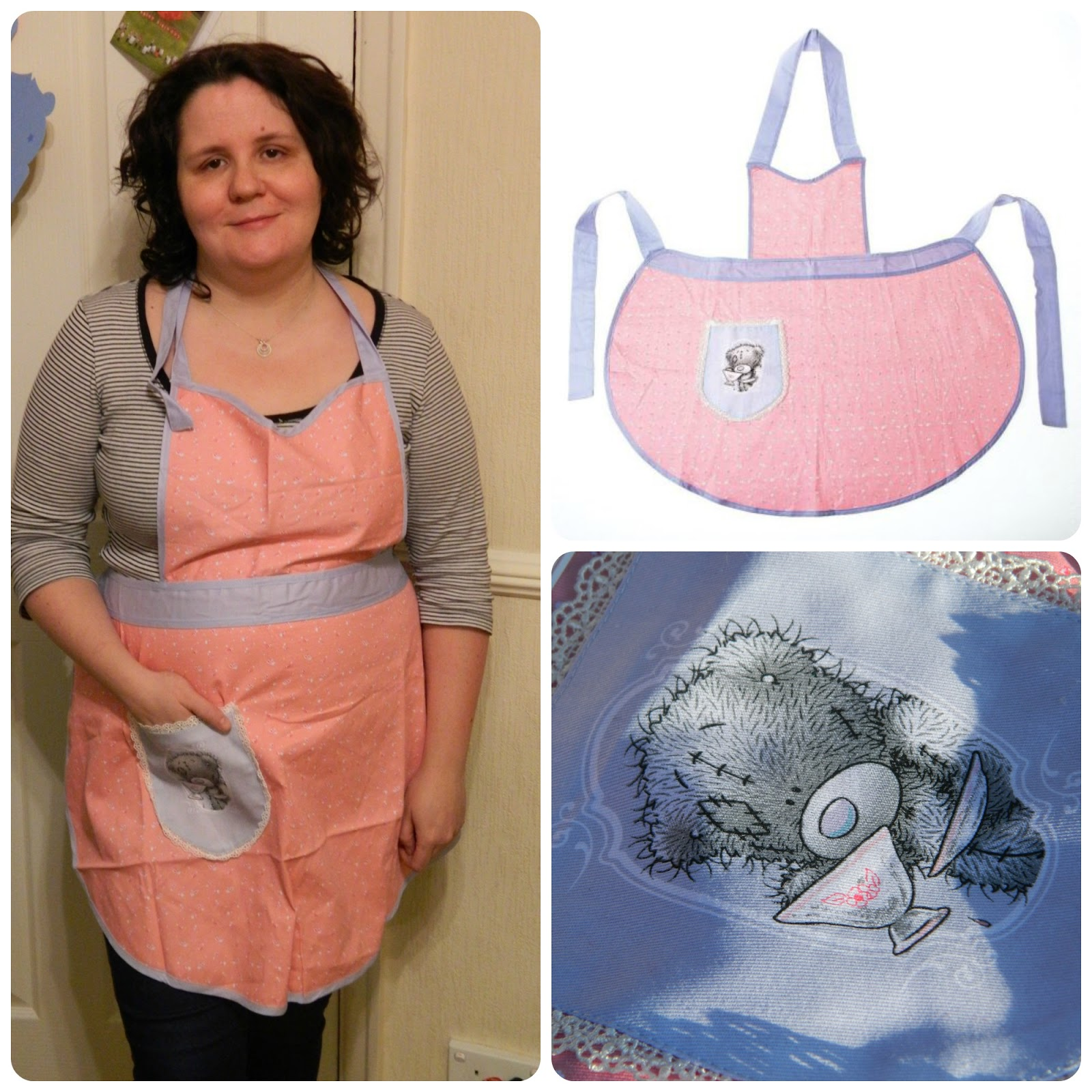 Me to You Tatty Teddy Mother's Day Apron