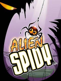 capa Download –  Alien Spidy – PC – FLT