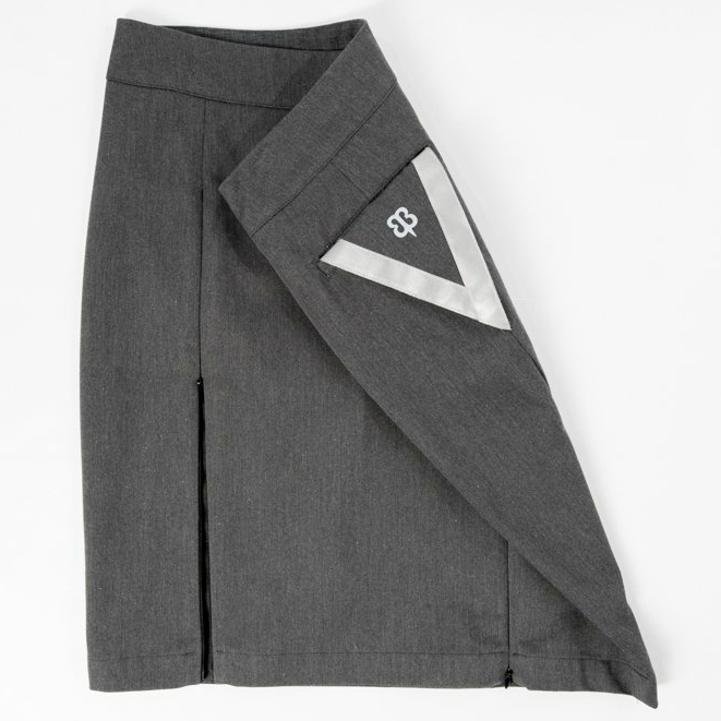 Betabrand Bike to Work Pencil Skirt