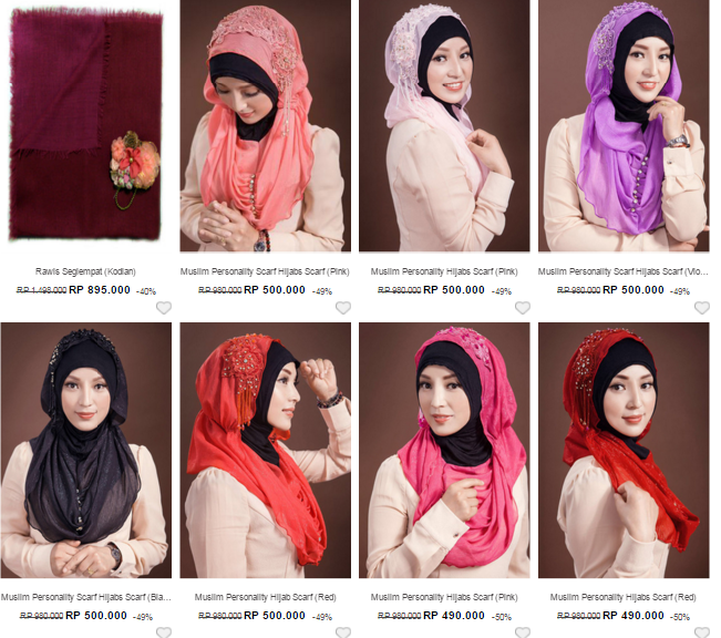 Hijabers; jilbab modern; jilbab elegan; jilbab modis