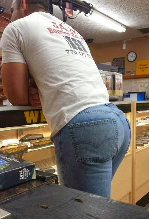 Guys With Tight Butts 97