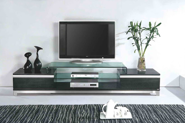 LCD TV stand photo