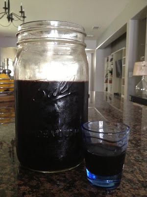Make Elderberry Syrup. It's Nature's Flu Shot!