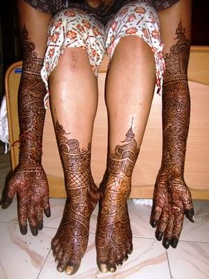 18 fashion henna mehndi design