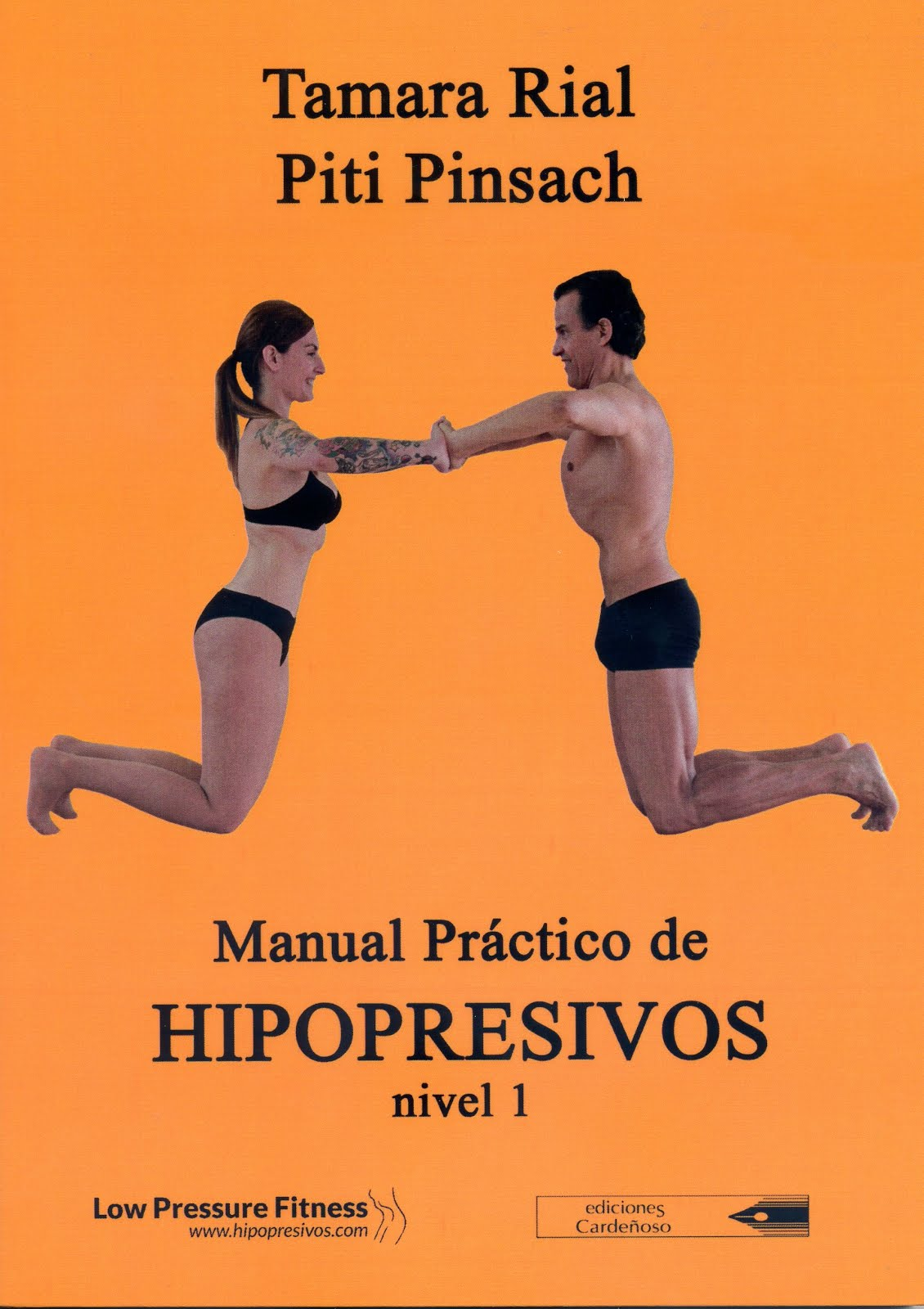 """MANUAL PRÁCTICO DE HIPOPRESIVOS  - NIVEL 1"""