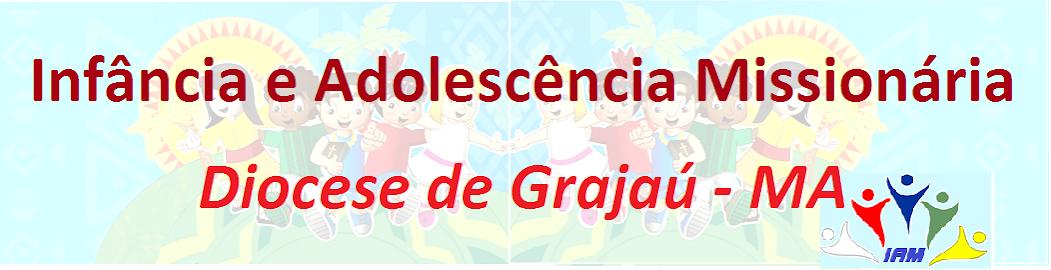 Infancia e Adolescencia Missionaria         Diocese de Grajau-MA