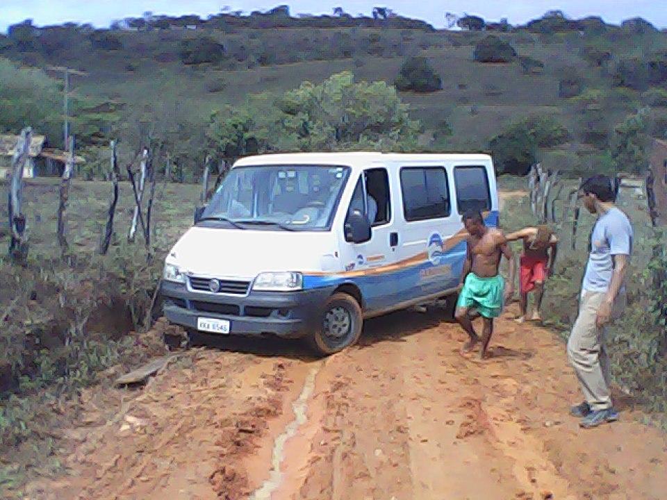 Ação SINDACS em Garanhuns, ACS e ACE: Equipe de