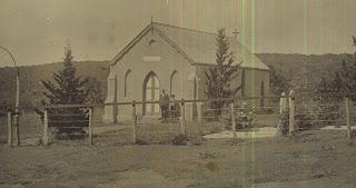 Kariega Baptist Church, Baptist Union of Southern Africa, Baptist Union Historical Society, Rev Edward George Evans