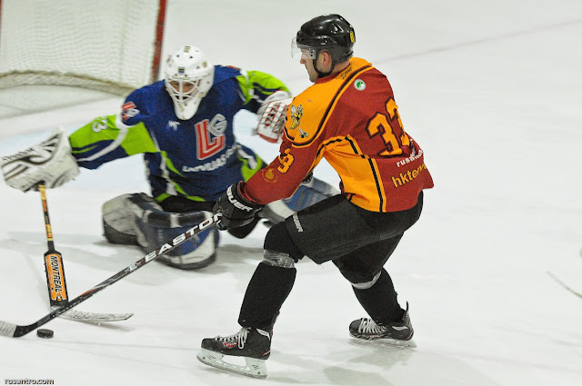 EHL Tērvete pret Latvijas Gāze 10.02.2015.