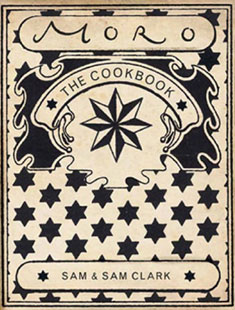 "Cover of ""Moro: The Cookbook""."