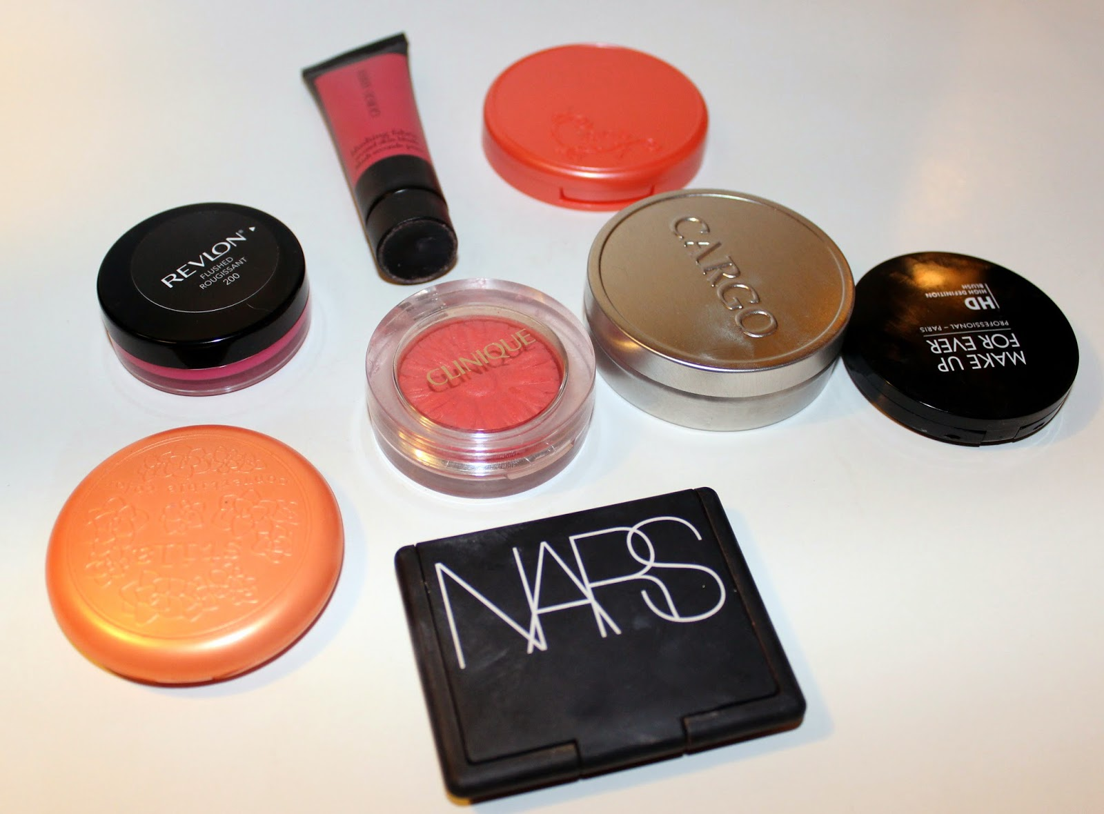 My Favourite Summer Blushes