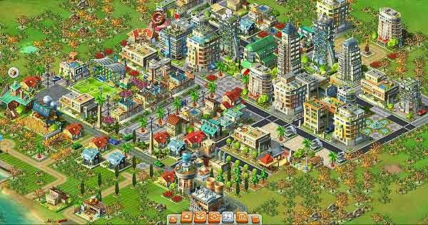 Download Free PC Games - Rising Cities