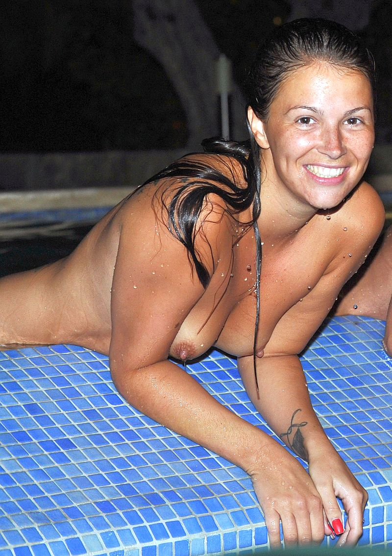 Natasha Giggs Topless Big Brother UK Photos