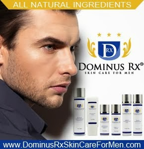 Dominus Rx Skin Care For Men