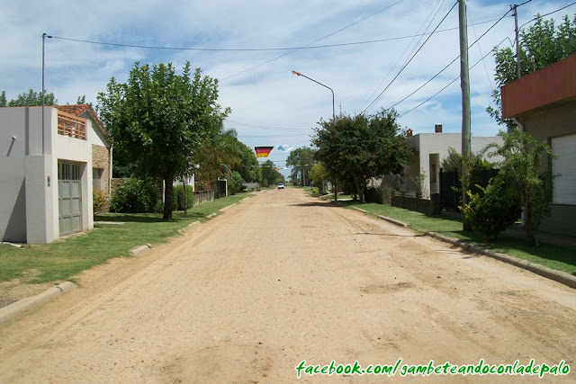 Gambeteandoconladepalo - Aldea San Antonio
