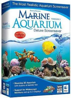 SereneScreen Marine Aquarium v3.2.85 MacOSX