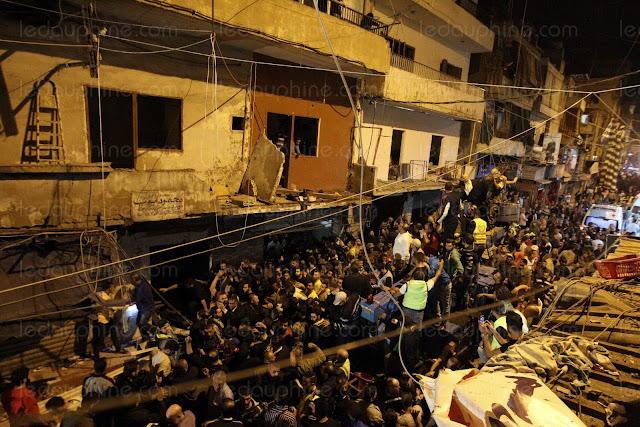 Liban: Double attentat-suicide à Beyrouth