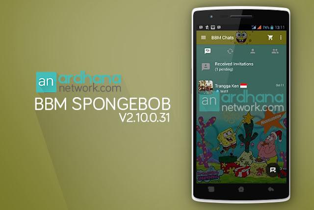 BBM SpongeBob Squarepants