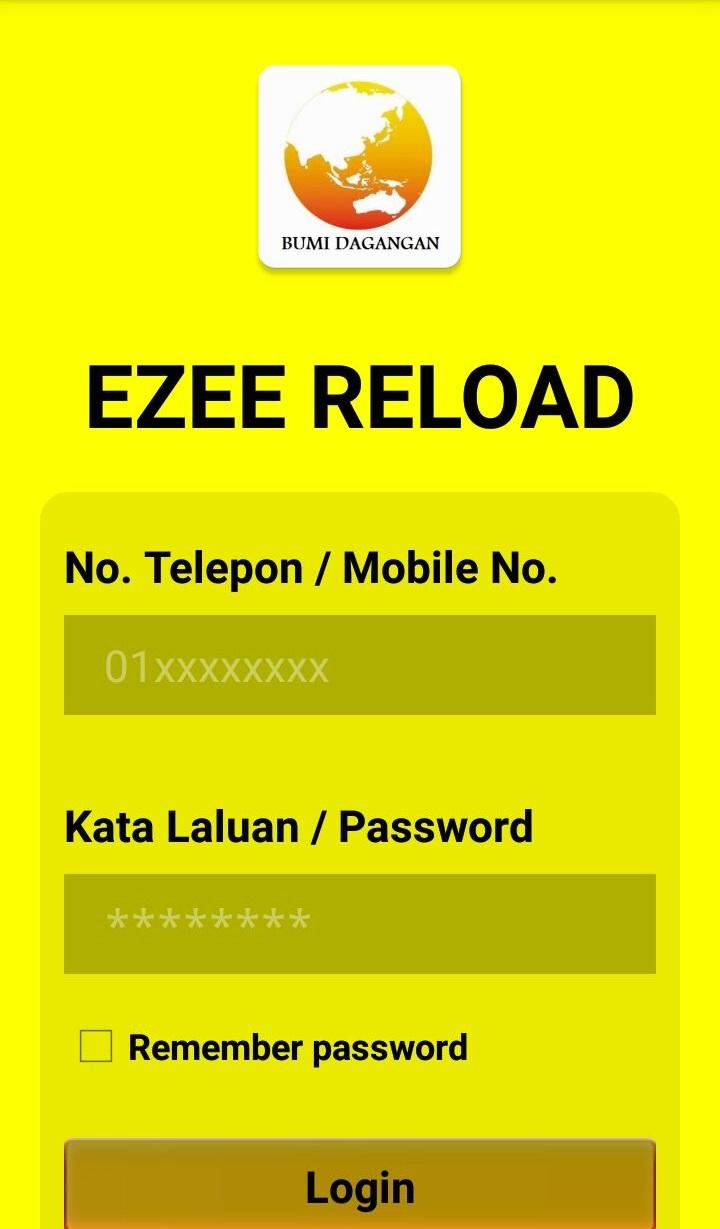 EZEE RELOAD VIEW