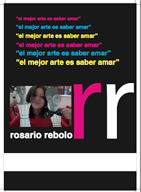 NOMBRAMOS NUESTRA CLASE. CARTEL DE ROSARIO REBOLO