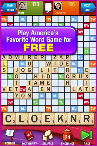apk get the official scrabble game for your android device