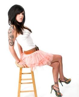 Beautiful Female Tattoos Jenny Lynn
