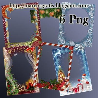 marcos de fotos de navidad