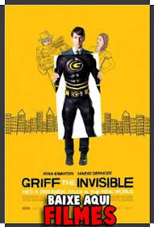 Griff The Invisible Online Legendado