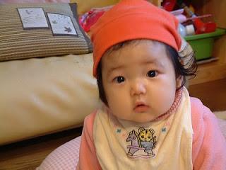 JaeMin's baby