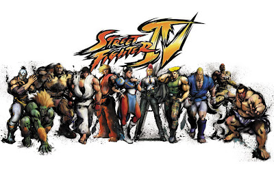 Test de Street Fighter IV (X360 - PS3 - PC)