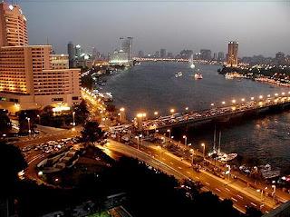 صور مصر - صور كورنيش النيل من اعلى