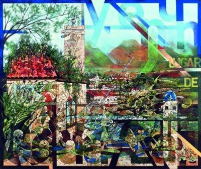 I FESTIVAL INTERNACIONAL GOde POESIA - Cartell del Festival: José Vergara