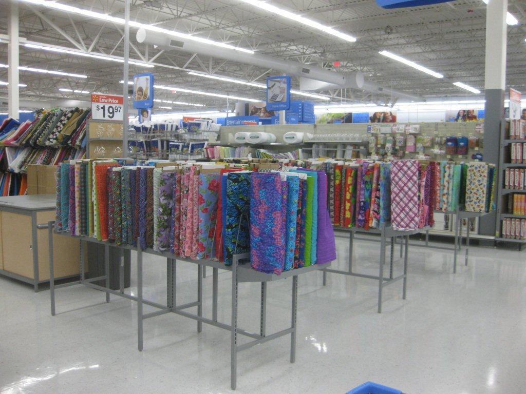 Nap Time News: walmart fabric