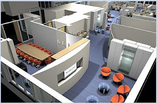 Office Interior Design Styles Concept