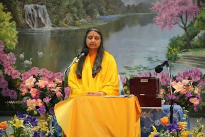 Thanksgiving retreat with Siddheshvari Devi at Radha Madhav Dham 14