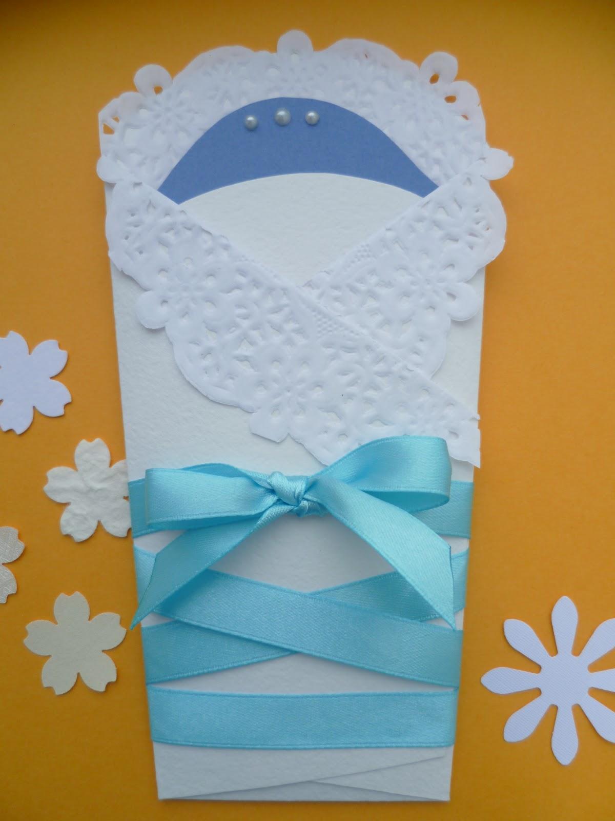 Шаблон для открытки с новорожденным 311