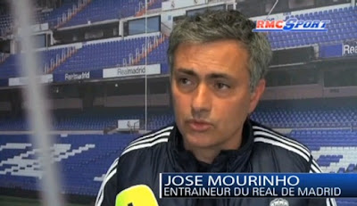 Mourinho RMC Sport Interview