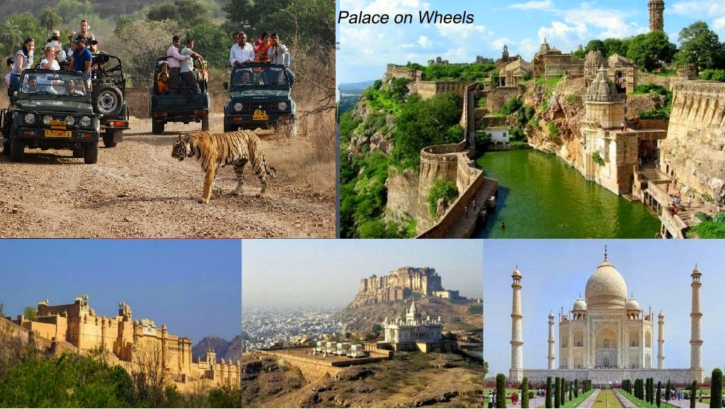 Palace on Wheels Destinations