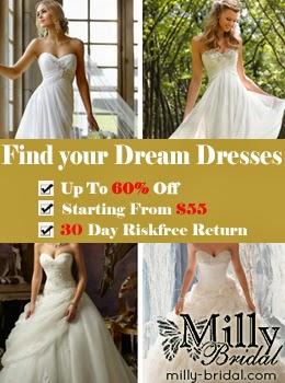 Vestidos de Casamento online