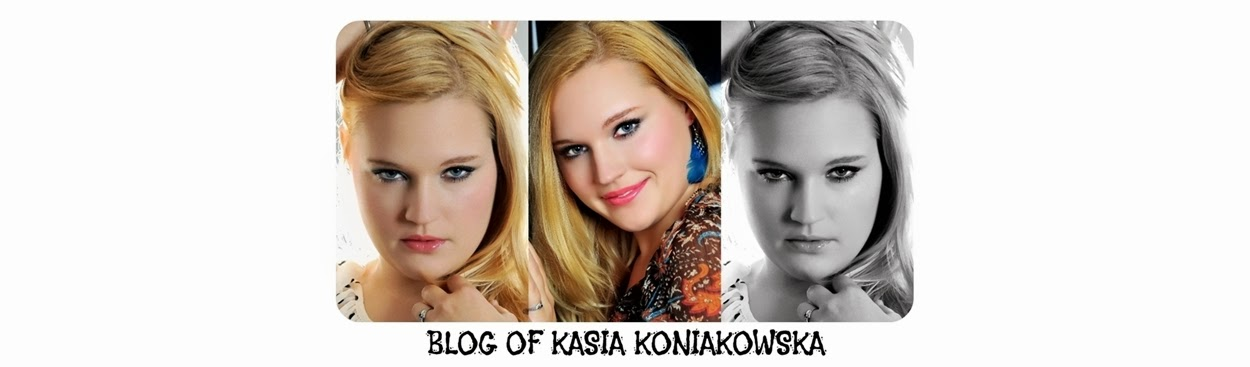 Blog of Kasia Koniakowska