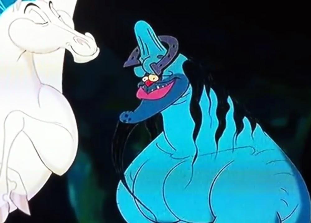 11 Pesan Seksual yang Tersembunyi dalam Tontonan anak-anak, Disney!!!!