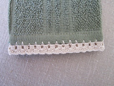Miss Abigails Hope Chest: Garden Series Crochet Edgings: #2-...