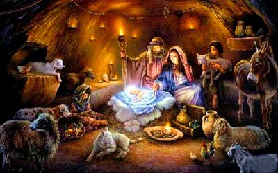 Celebrate christmas 365 days of the year nativity