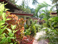 Boon's Ark guesthouse, Vagator Beach, Goa
