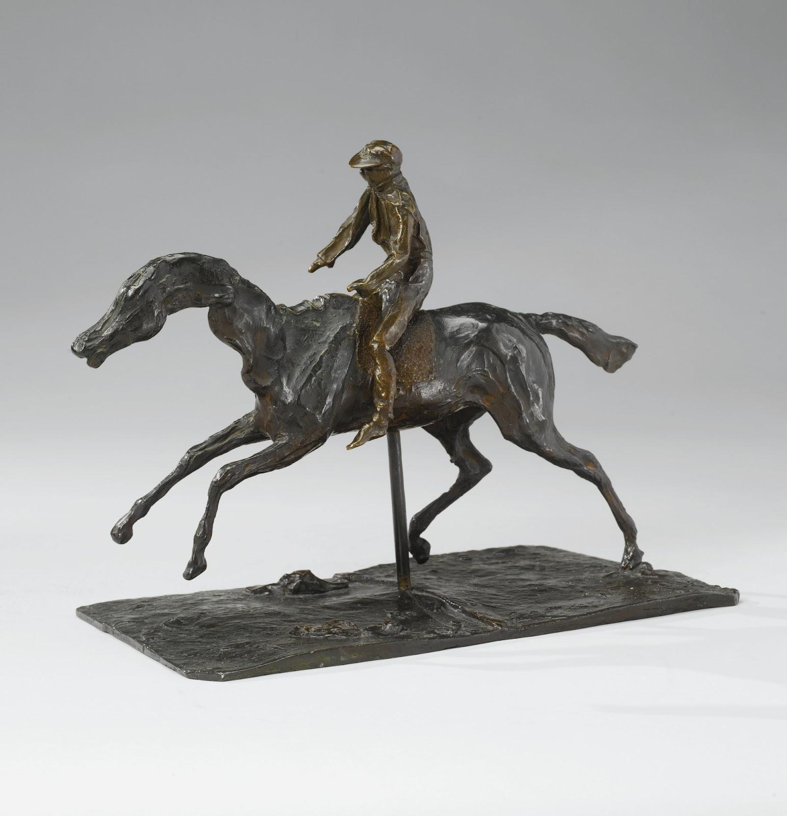 Edgar  Degas  Horses