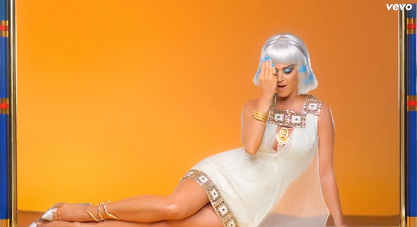 All the Illuminati References in Katy Perry's 'Dark Horse' Video