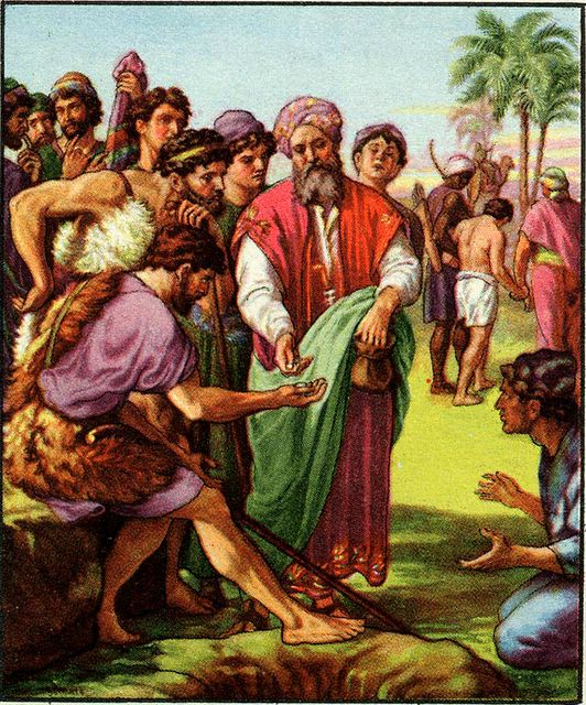 He Was Not As Evil The Others Either And They Listened To Him Sold Midianite Traders For 20 Pieces Of Silver